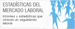 Estadísticas del mercado laborales
